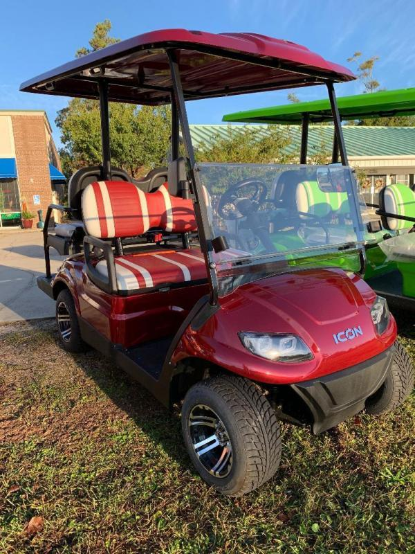 2019 ICON I40 Golf Cart