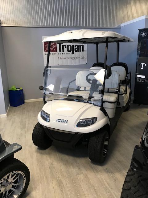 2019 ICON I60 Golf Cart