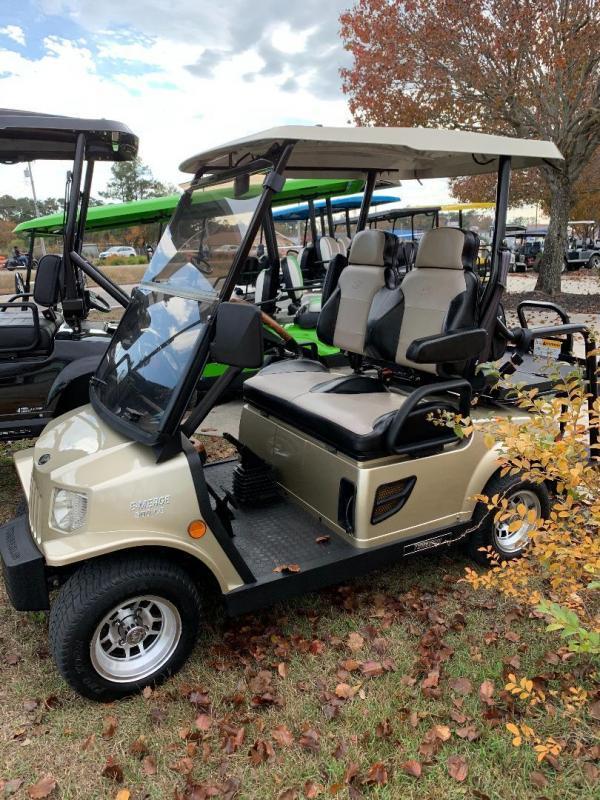 2010 Tomberlin E Merge ET Golf Cart