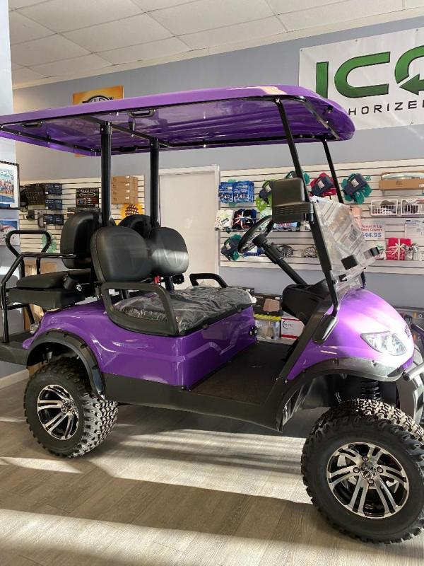 2020 ICON I40L Golf Cart