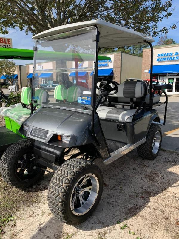 2011 E-Z-GO EZGO Golf Cart