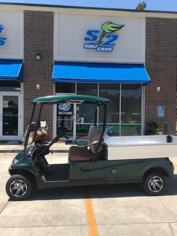 2019 ICON I20 utility Golf Cart
