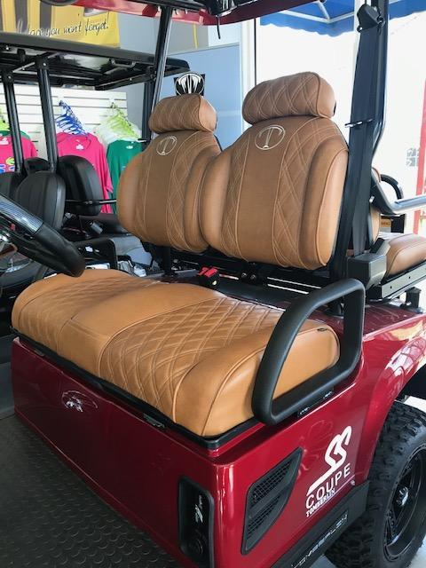 2020 Tomberlin E-2 SS COUPE Golf Cart