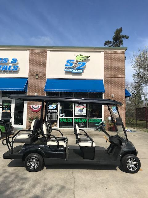 2020 ICON I60 Golf Cart