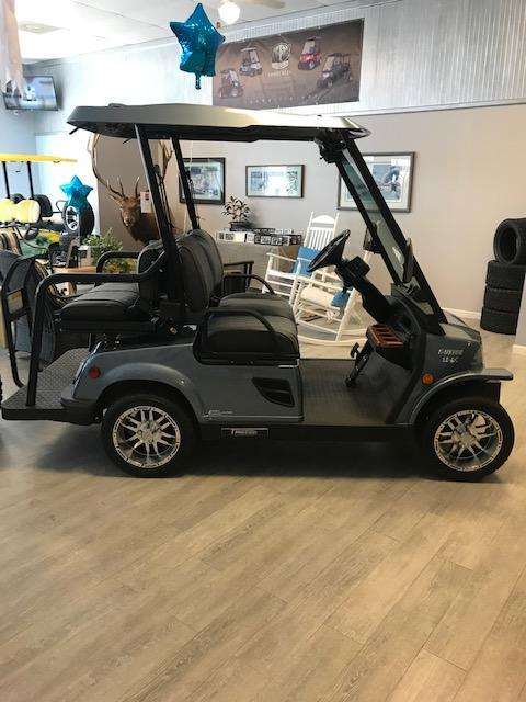 2019 Tomberlin Gunsmoke Grey E2-LE PLUS Golf Cart