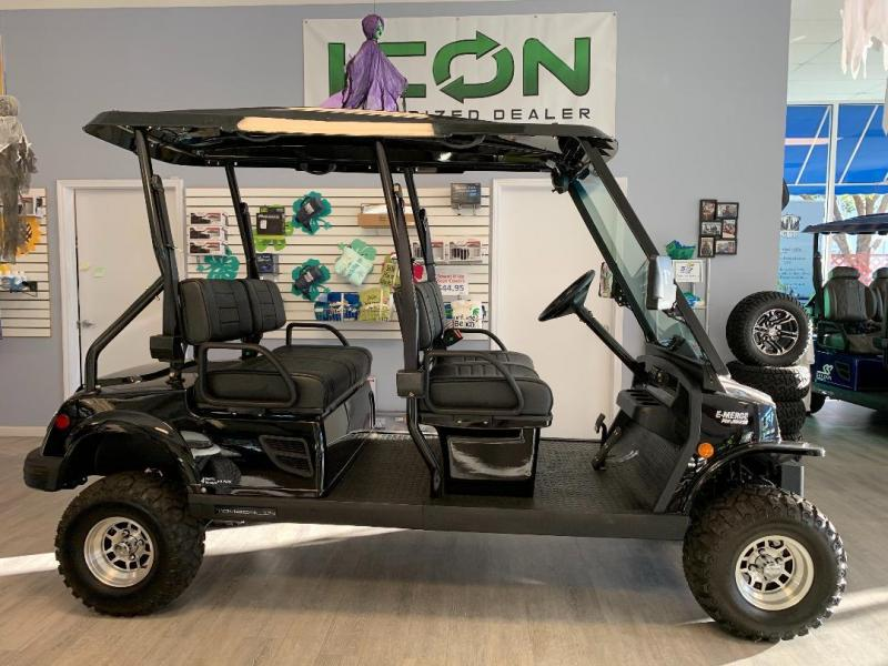2020 Tomberlin E4 Revenge Golf Cart