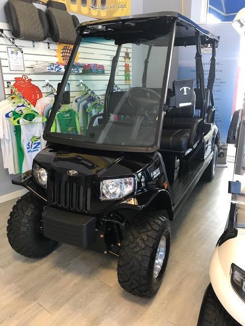 2020 Tomberlin E4 Revenge Golf Cart