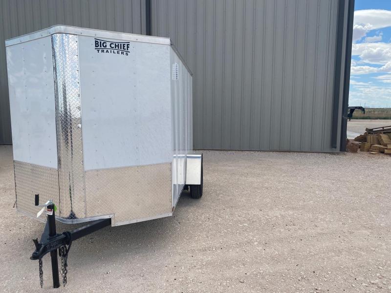 2020 Lark 6' x 10' Enclosed Cargo Trailer