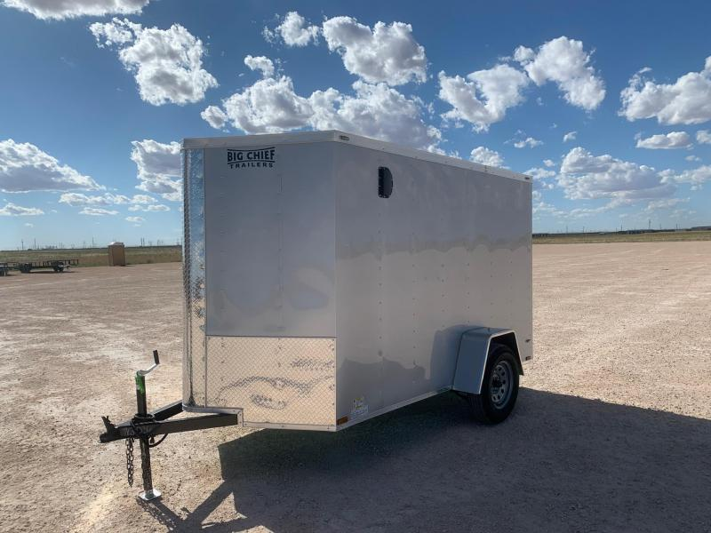 2020 Lark 6' x 10' Enclosed Cargo Trailer