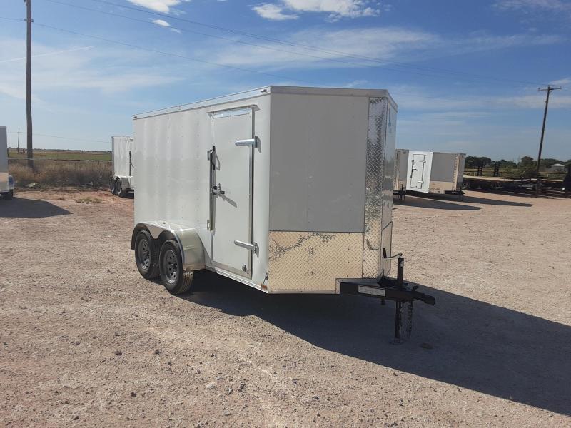 2020 Lark 6x12 7k Enclosed Cargo Trailer