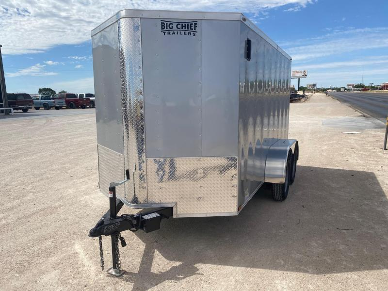 2020 Other 6' x 12' Enclosed Cargo Trailer