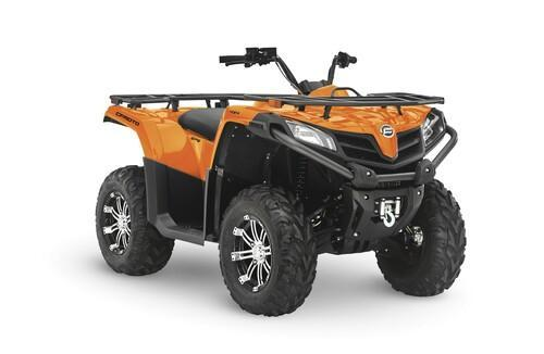 2020 CFMOTO CFORCE 500 S EPS ATV
