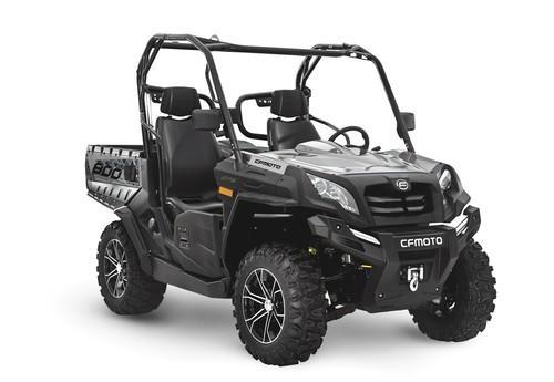 2020 CFMOTO UFORCE 800 EPS Utility Side-by-Side (UTV)