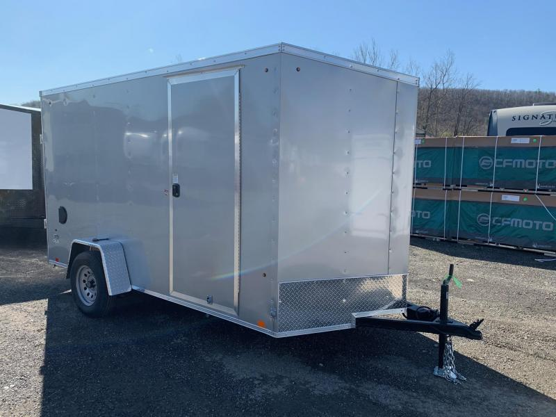 2021 Look Trailers LOOK STLC DLX 6x12 Enclosed Cargo Trailer - STLC6X12SE2DLX