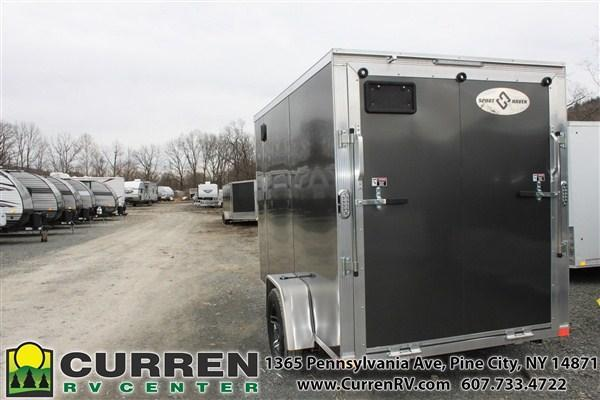 2019 SPORT HAVEN ACS610S65 Cargo / Enclosed Trailer