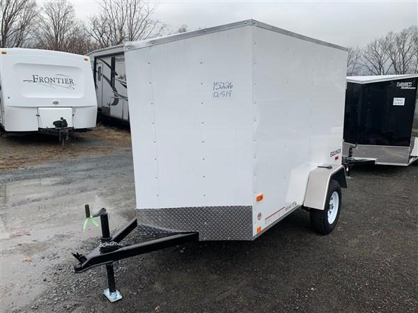 2020 Look Equinox 5x8 STE5X8SI2 Cargo Trailer
