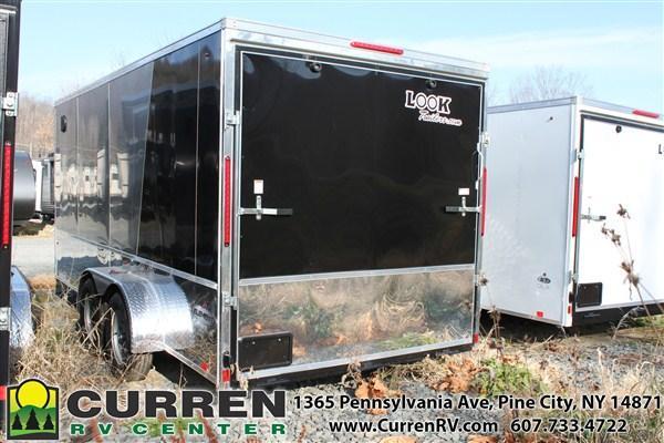 2020 Look Element SE EWLC7X16TE2SE Cargo / Enclosed Trailer