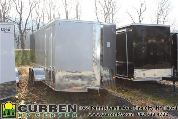 2020 Look Element SE EWLC7X16TE2SE Cargo / Enclosed Trailer