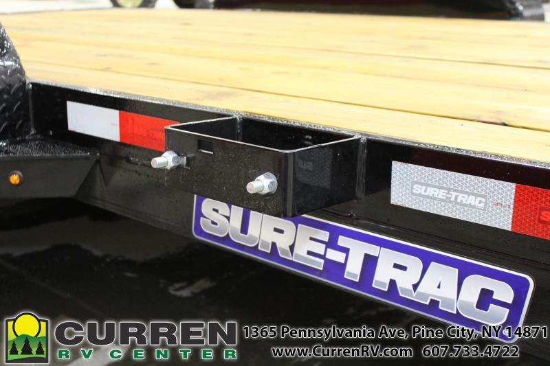 2020 SURE-TRAC ST8218CHW-B-070 Equipment Trailer