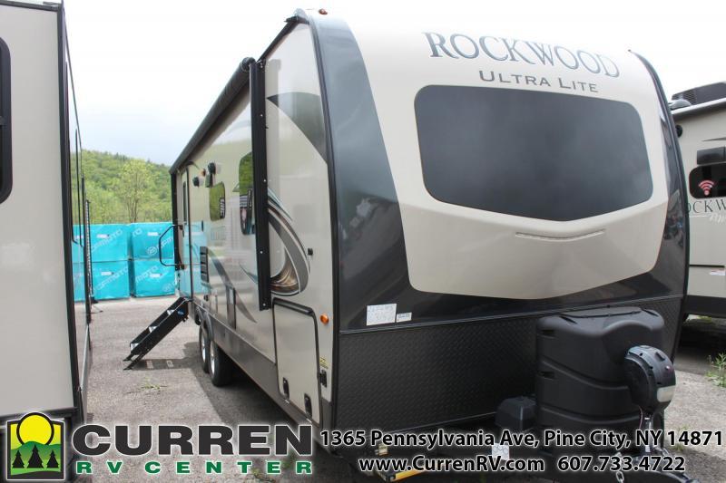 2019 Forest River ROCKWOOD Ultra Lite 2606WS Travel Trailer