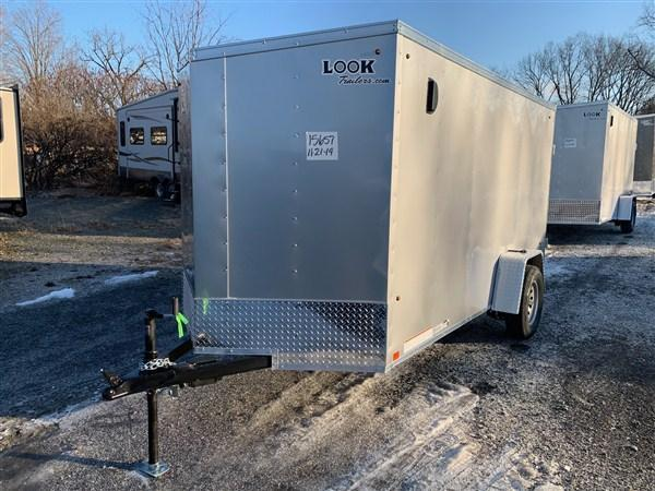 2020 Look Trailers LOOK STLC6X12SE2DLX Cargo / Enclosed Trailer