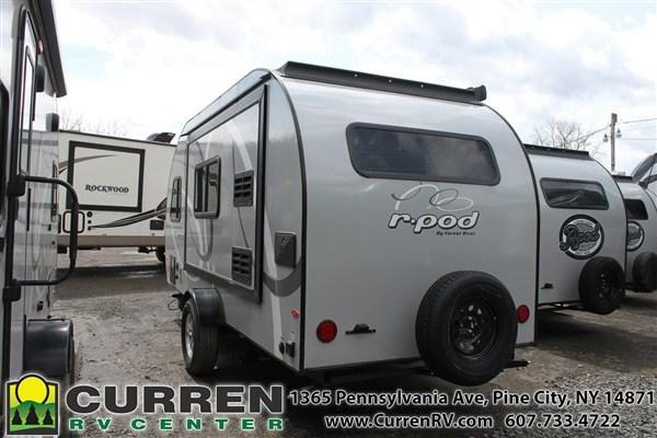 2019 Forest River Inc. R.POD 179 Travel Trailer