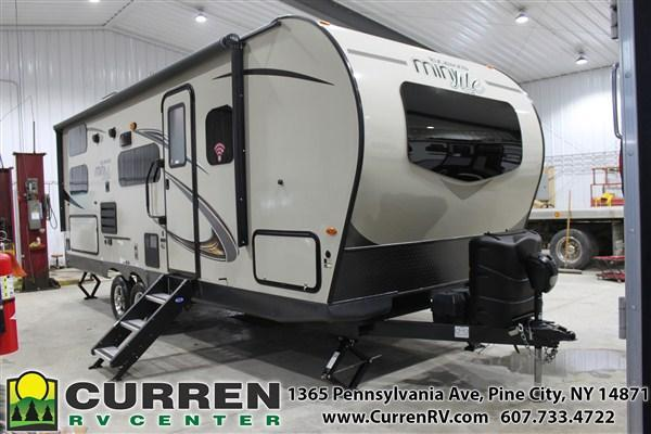 2019 Forest River Inc. ROCKWOOD 2509S Travel Trailer