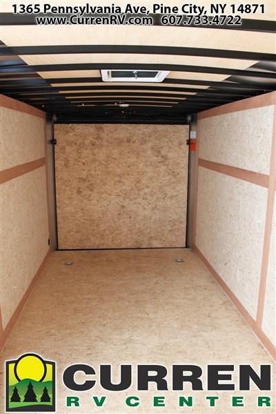 2019 HAULMARK Transport TSV716T2 Cargo / Enclosed Trailer