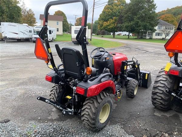 2019 YANMAR SA221BI-L Tractor