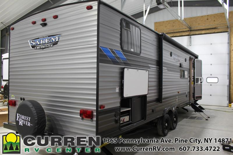 2021 Salem Trailers SALEM 282QB Travel Trailer