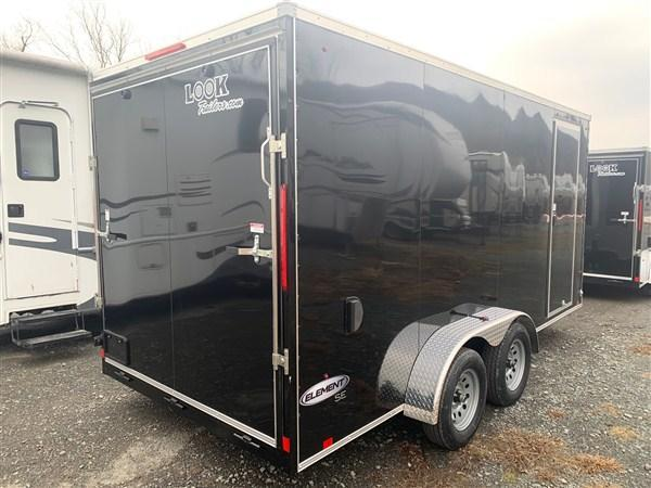 2020 Look Trailers LOOK EWLC7X16TE2SE Cargo / Enclosed Trailer