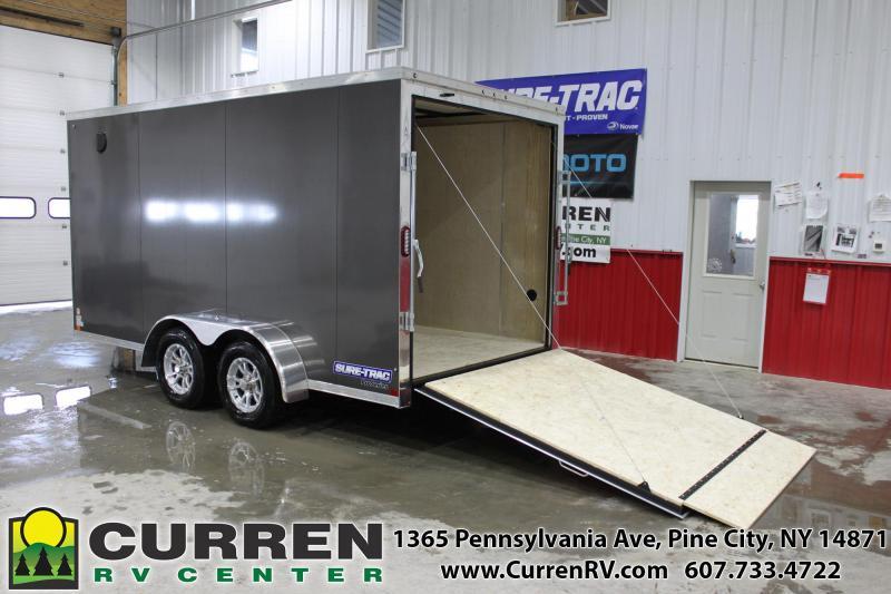 2020 SURE-TRAC STW8414TA - PRO SERIES Cargo / Enclosed Trailer