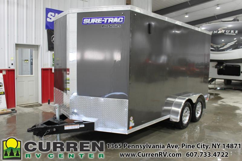 2020 SURE-TRAC STW8414TA - PRO SERIES Cargo / Enclosed Trailer