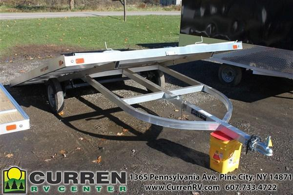 2019 SPORT HAVEN AOS1285 Utility Trailer