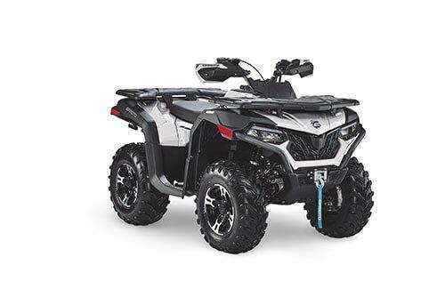 2020 CFMOTO CFORCE 600 ***DEMO ATV