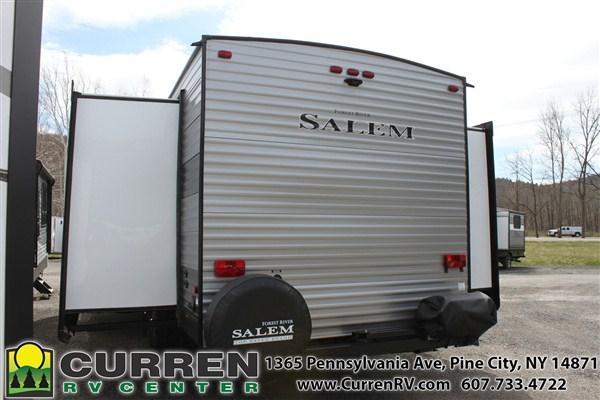 2019 Salem Trailers SALEM 31KQBTS Travel Trailer