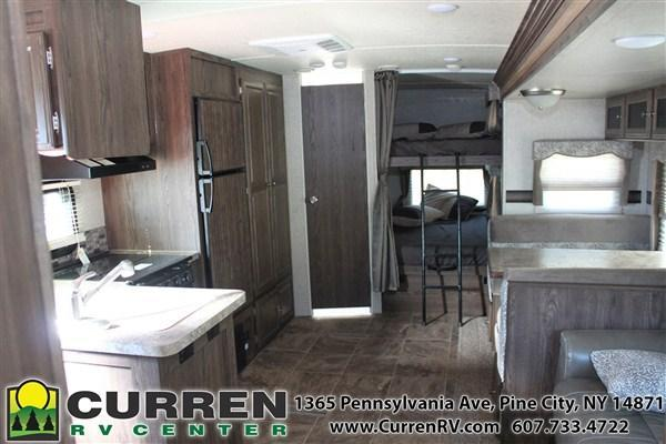 2017 Forest River Inc. ROCKWOOD 2702WS Travel Trailer