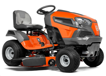 """2020 HUSQVARNA TS142 18.5HP B&S 42"""" Lawn"""