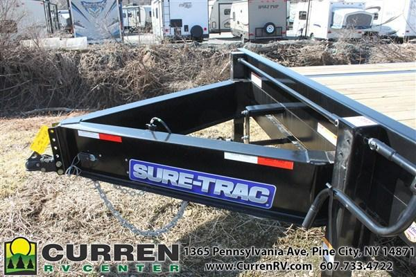 2019 SURE-TRAC ST102235LPDO2A-B-150 Equipment Trailer