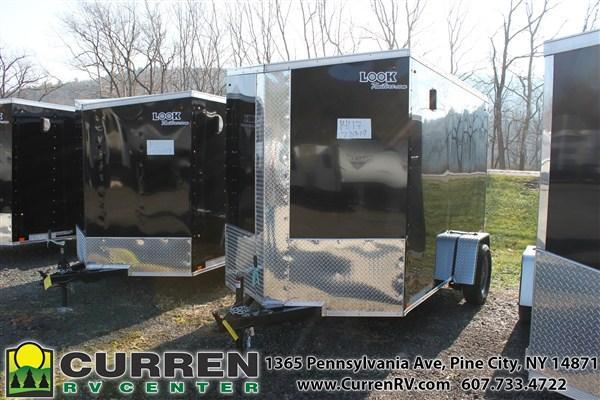 2020 Look Trailers LOOK EWLC6X10SE2SE Cargo / Enclosed Trailer