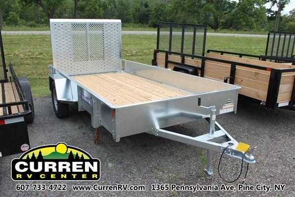 2018 SURE-TRAC ST7210-GAL Utility Trailer