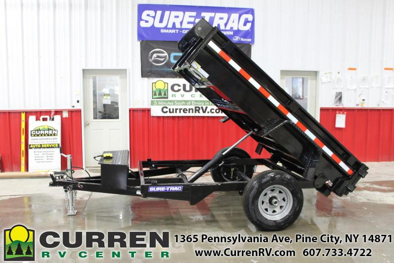 2020 SURE-TRAC ST6208D-B-050 Dump Trailer