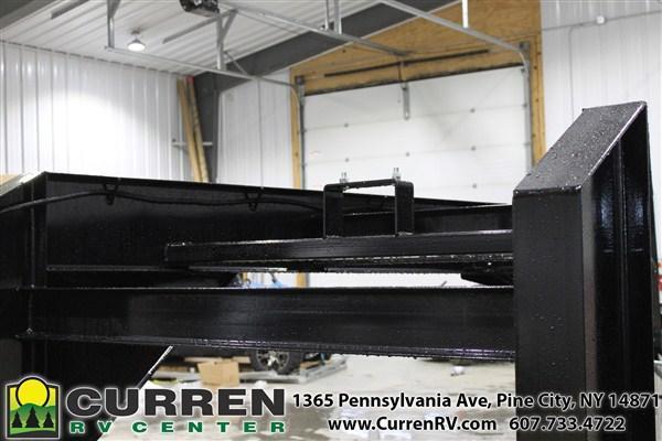 2020 SURE-TRAC 8.5x22+4 Beavertail 15k Gooseneck Equipment Trailer - ST102224SDDO-GN-150