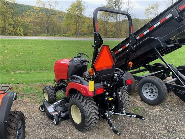 2019 YANMAR SA221BI-D Tractor