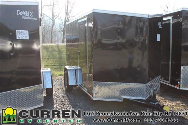 2020 Look ST DLX STLC6X10SE2DLX Cargo / Enclosed Trailer