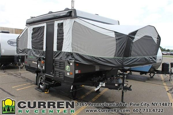 2018 Forest River Inc. ROCKWOOD 1970ESP Popup Camper