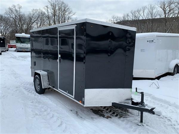 2020 Look ST DLX STLC6X12SE2DLX Cargo / Enclosed Trailer