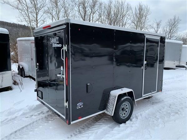 2020 Look Trailers LOOK STLC6X12SE2DLX Cargo / Enclosed Trailer