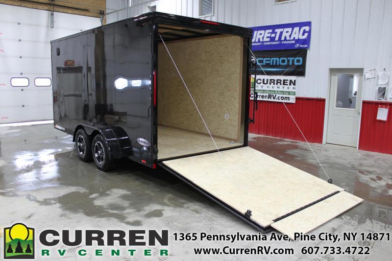 2021 Look Trailers LOOK Element EWLC7X16TE2SE Cargo / Enclosed Trailer