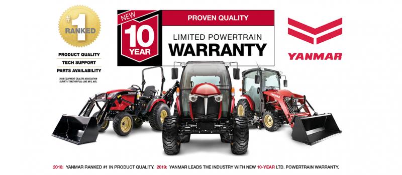 2020 YANMAR SA324BI-LD Tractor